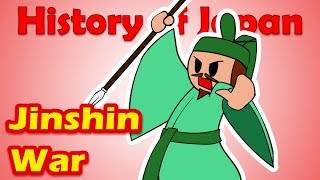The Jinshin War | History of Japan 23