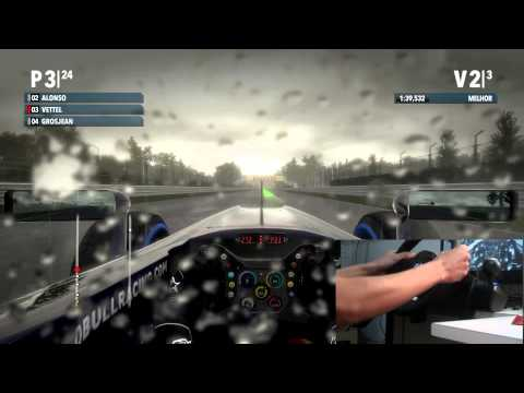 F1 2012 Driving Force GT