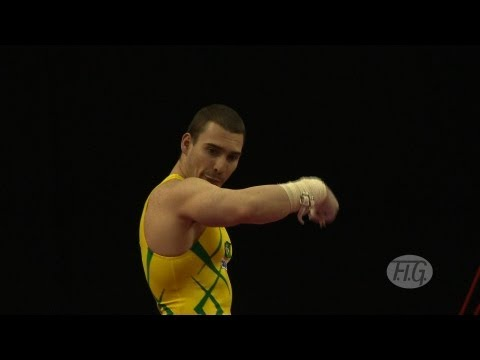 Olympic Qualifications London 2012 -- Arthur NABARRETE ZANETTI (BRA) -SR