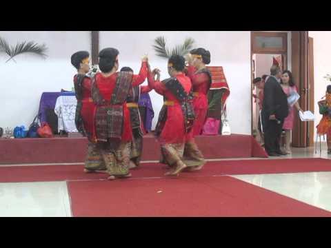 Tumba 08 - Parheheon & Tahun Parompuan HKBP Pasar Minggu 2015