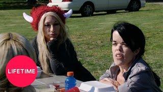 Little Women: LA - Nothing Like a Post-Workout Fight (Season 6, Episode 16) | Lifetime