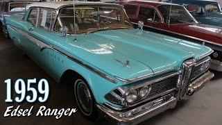 1959 Edsel Ranger 292 Y-block V8