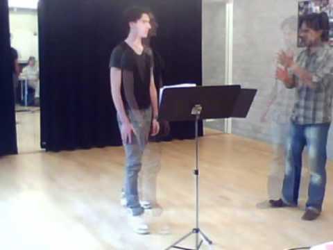 Jeroen Manuhutu teaching Distortion (Authorised CVT Teacher)