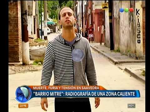 La vida en Barrio Mitre - Telefe Noticias