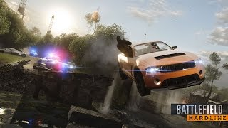 Battlefield Hardline Beta l Как оно вообще?