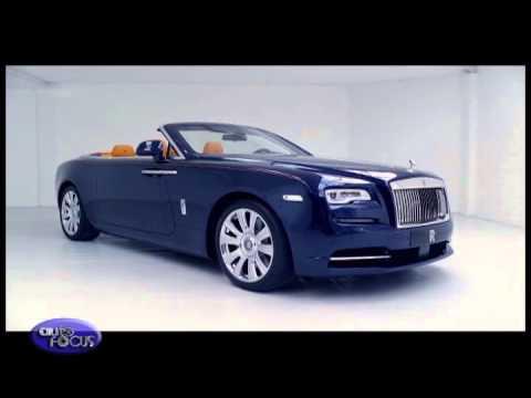 Industry News Rolls Royce Dawn World Premier