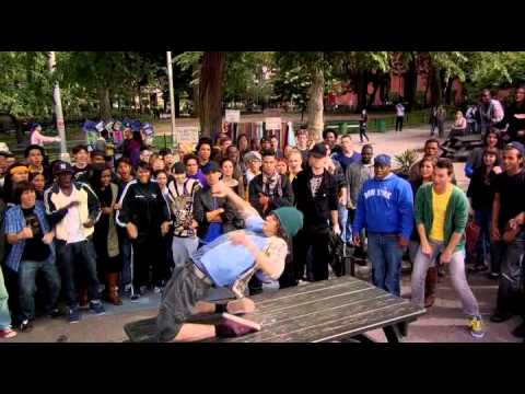 Step Up 3d Dance Park scene Full HD  with songs