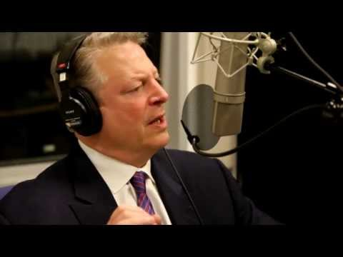 Al Gore: Studio Session