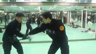 """волк"" Taiwan SYSTEMA normal internal training records 02/12/2014"
