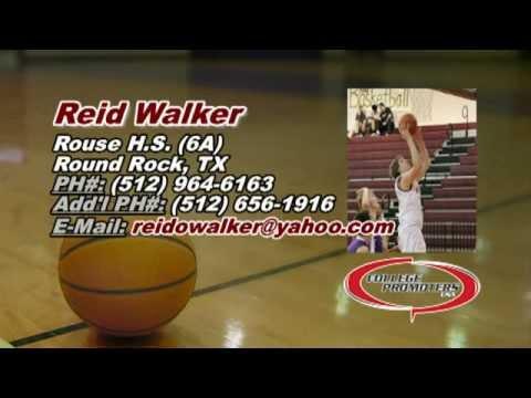 Reid Walker - 2014 AAU & Jr/Sr. Season HS Highlights