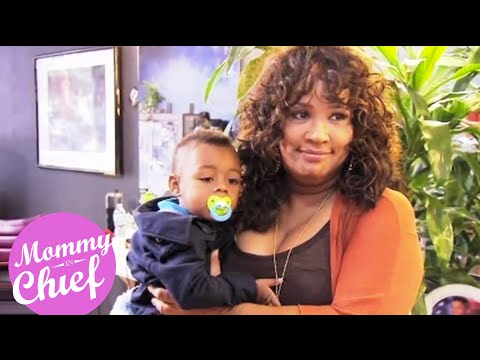Actress Kym Whitley Talks New Baby & Food Allergies | Mommy