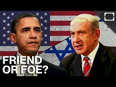 The Awkward History Of Obama And Netanyahu
