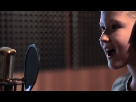 Open Kids - Show Girls (HQ Recording Session Backstage 2012)