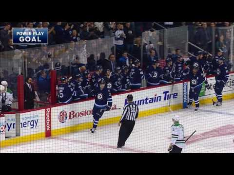 Laine loving Winnipeg, scores 5th goal in 5th home game