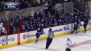 Laine loving Winnipeg, scores 5th goal in 5th home game