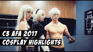 C3 AFA Anime Fest Asia Singapore 2017 Cosplay Highlights