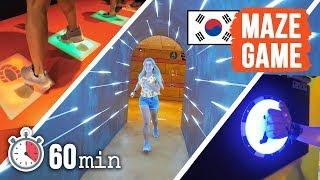 Korean game on time - Running Man - Hyped with a taste #4 | Agnieszka Grzelak Vlog