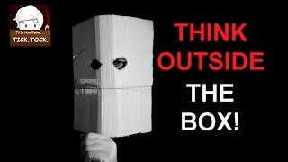 HT: A Guy With A Box For A Face - Inside A MInd
