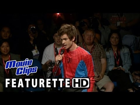 The Amazing Spider-Man 2 Featurette - Becoming Peter Parker (2014) HD