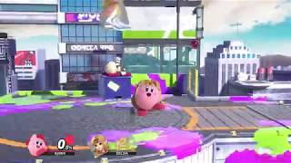 Super Smash Bros Ultimate   All Kirby Hats and Powers