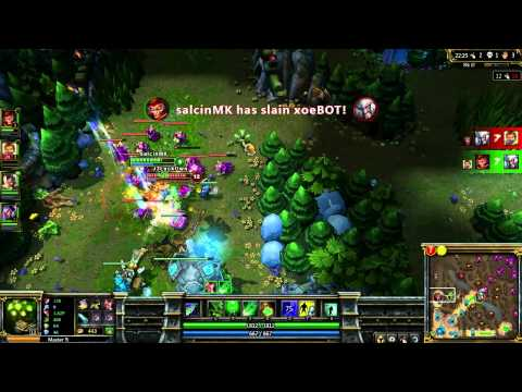League of Legends Najlepsi gracze
