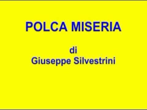 Musica da ballo - POLCA MISERIA - Silvestrini