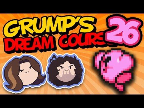 Grump's Dream Course: Evil Danny - PART 26 - Game Grumps VS
