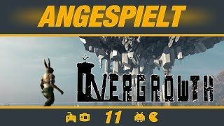 ANGESPIELT - Overgrowth