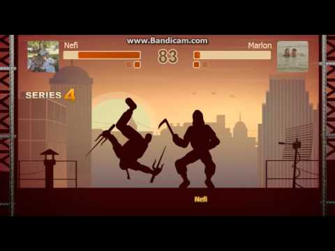 Shadow Fight - Torneo Iron Cup - 2/3 2014