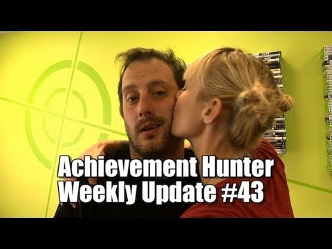 Achievement Hunter Weekly Update #43 (Week of December 27th, 2010)