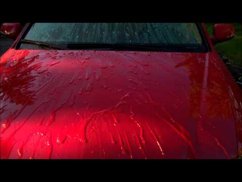 Opti-Guard Hydrophobic properties.wmv