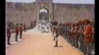 Tipu Sultan's Funeral