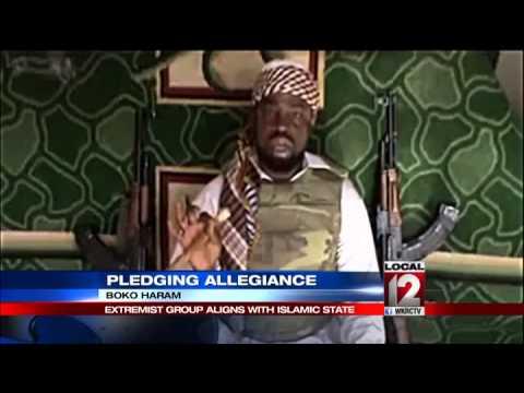 Nigeria's Boko Haram pledges allegiance to Islamic State