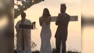 Eva Longoria Ties The Knot For Third Time With Star-Studded Wedding