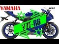 NEW 2018 Yamaha YZF R6 Specifications
