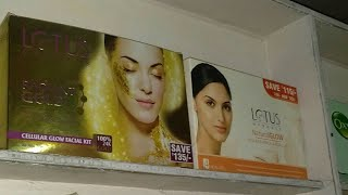 (Special LOTUS GOLD Facial) for {Karva Chouth} by:POONAM SHARMA.