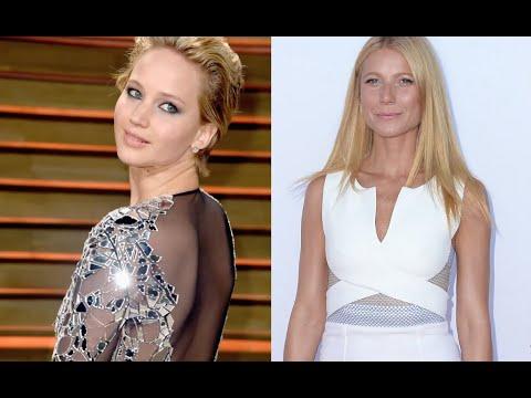 Jennifer Lawrence hits Gwyneth Paltrow with 'Gluten-Free' Diet Diss