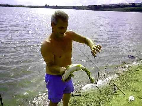 рыбалка в карагаче
