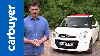 Citroen C1 hatchback 2014 review - Carbuyer