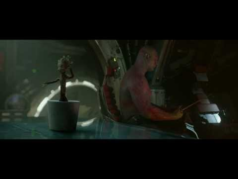 Marvel's Guardians of the Galaxy | Baby Groot | In Cinemas Now