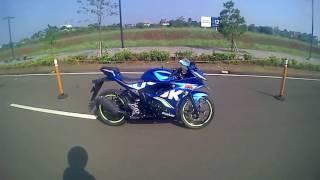 Test Ride Motor 150 cc Terkenceng... Gokill!!!!! Enjoy.... GSXR 150 Suzuki