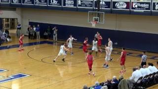 Boys HS Basketball - Wayne County at Lexington Catholic