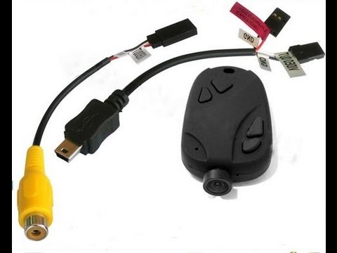 808 #16 V2 120 degree wide angle keychain camera How to read edit & write the configuration file