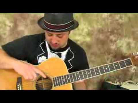 Acoustic Blues Lesson   Easy Songs 1 Guitar Lesson Www Yaaya Mobi) video