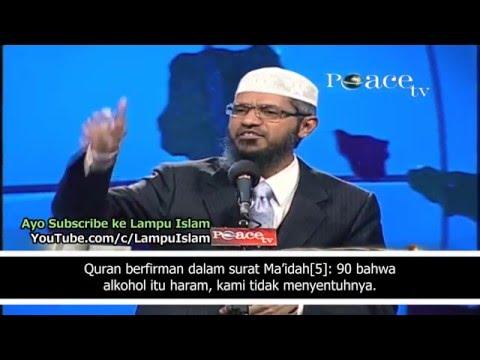 Apakah Umat Muslim Tidak Mengikuti Ajaran Yesus? | Dr. Zakir Naik