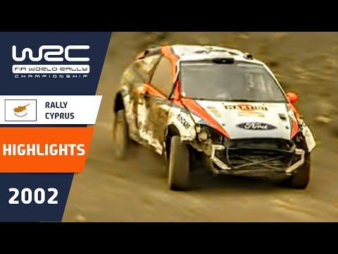 WRC Daily Highlights: Cyprus 2002 Day 3: 26 Minutes