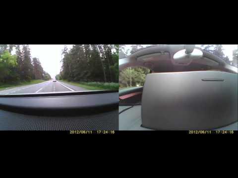 Wypadek Droga Krajowa Nr 8 (Augustów-Suwałki) // Road Accident In Poland