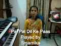 Watch Pal Pal Dil Ke Paas -Romantic old Hindi classic Instrumental using Indian Rhythms / beats / loops Video
