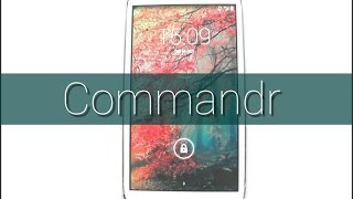 Commandr - Add commands to Google Now, no root required