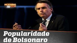 Como vai a popularidade de Jair Bolsonaro? Pesquisa saiu do forno